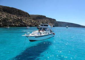 Lampedusa-spiagge