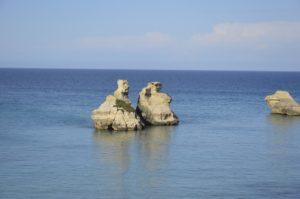 Otranto spiagge